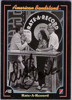 American Bandstand...Teenage daughter watced this every Saturday.
