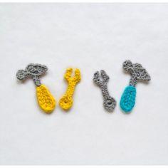 Tools Applique Crochet