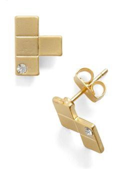 Brick and Choose Earrings