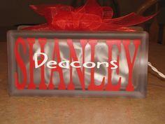 Shanley Deacons (Fargo, ND) block