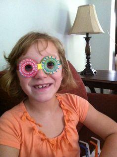 #ArloNeedsGlasses - one of our fav girls wears Arlo's glasses w/ style! @Bsaltzberg