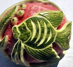 veg and fruit art | The fruit / vegetable art