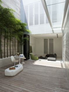 Renovation/Modernisation of Art Deco Terrace House at 31 Blair Road, Singapore by Ong & Ong Architects