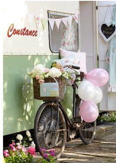 cute birthday bike