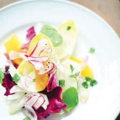 Winter Citrus Salad by thecooksatelier #Salad #Citrus