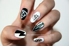 harri potter, hp nail, potter nail, potter generat, harry potter
