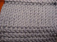 stockinett stitch, tunisian knit, crochet afghans, crochet stitch, diy crafts, tunisian stockinett, tunisian crochet, stitch sampl, crochet tunisian