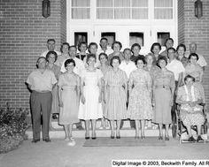 Delta High School graduates 1935; :: Delta City Library - Beckwith Photograph Collection