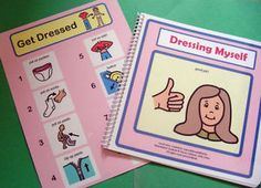 Dressing picture schedule