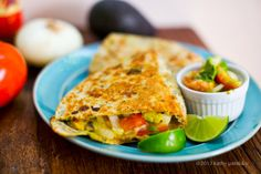 Quickie Cheeseless Quesadillas black beans, weight loss, food, veganvegetarian recip, eat right, quesadilla, loss recip, healthy recipes, vegetarian recipes