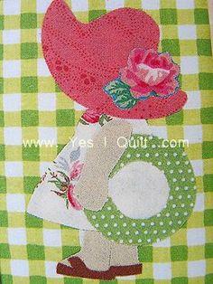 Sun bonnet sue quilt patterns free -