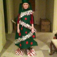DIY Christmas Costume