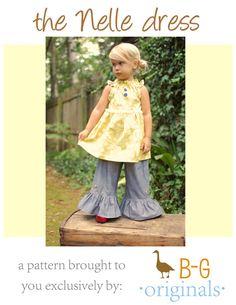 Etsy dress pattern