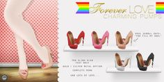 Forever Love ♥ Charming Pumps - Valentine's Day Edition | Flickr - Photo Sharing!
