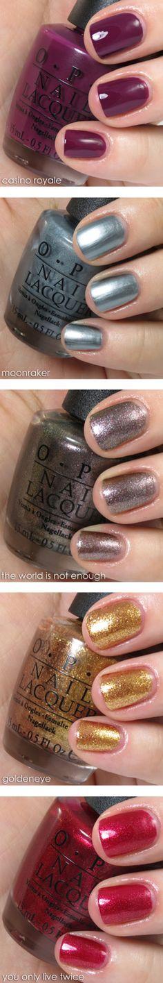 """♥ OPI nail polish."" by xoxoflorence on Polyvore"