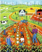 local food, communiti food, organic foods, buildings, food secur