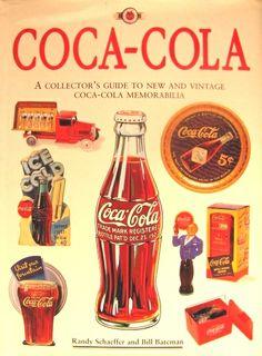 Antique Coca Cola Items | Coke Book by Schaeffer  Bateman