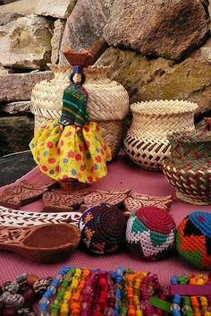 Tarahumara hand works