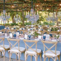 """Blue Jasmine"" wedding // Casa de Perrin"