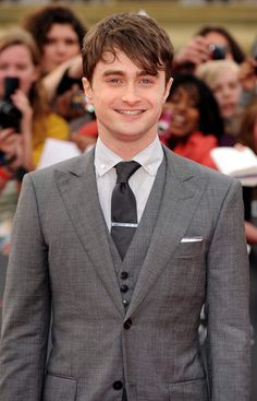 Daniel Radcliffe all grown up!