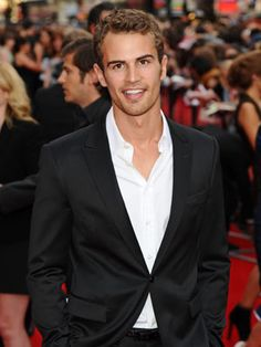 Theo James - This is my future husband.