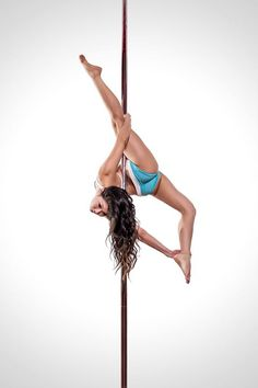 Pole Picture of the Day: Submitted by Gwen Wong. Photography by Justin Tran Photography. #BKPPOD #BadKittyPride #VFrontTop #BrazilShorts #Allegra  Submit your photos here: www.badkitty.com/submit