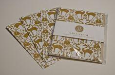 - Letterpress Cards - Sara Saedi + Illustration