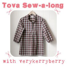 Tova Sew-a-long (from Wiksten Tova Pattern) on verykerryberry.blogspot.co.uk sew top, tutori, tova top, nice pattern, top sew, tova sewalong, tova pattern, shirt