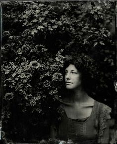 Stunning portraits made byKristen Hatgi using the collodion photographic process. The divine surroundings in which Kristen captures her photos combined with her models' sensual and theatrical poses really breath life back into this century old process of making images.