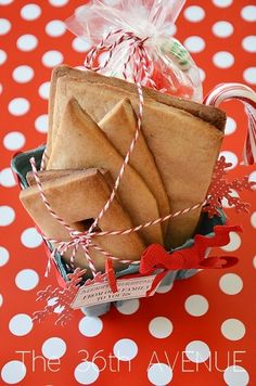Ginger Bread House Gift Kit... Cute!