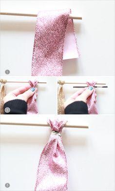 DIY Ribbon Backdrop curtains, project wedding, tie, ribbons, flat, ribbon backdrop wedding, photo booths, photo backdrops, ribbon backdrop diy