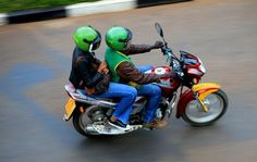 Female Motorcycle Taxi Drivers Act as Pioneers in Rwanda's Capital    Read more: http://globalpressinstitute.org/global-news/africa/rwanda/female-motorcycle-taxi-drivers-act-pioneers-rwanda's-capital#ixzz20jUPxtLC
