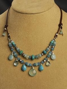 Aegean Necklace