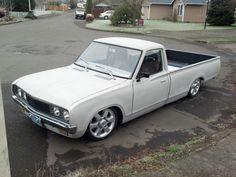 datsun 620, mini truckin