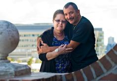 For Diana and Scott Piper, their outlook on life has dramatically changed since Diana received a new kidney and Scott donated his to a living donor program. Diana suffered serious injuries, including kidney damage, after being hit by a drunk driver in 1987.