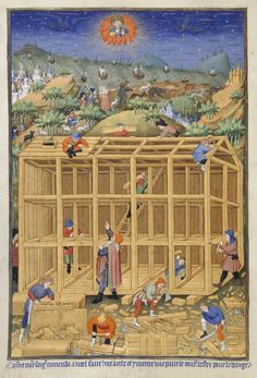 Bedford Hours, Add. MS, British Library, London