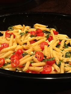 Providence Ltd Design - Penne Pasta with fresh mozzarella, tomatoes, basil and garlic