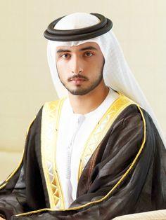 Dubai — His Highness Sheikh Majid bin Mohammed bin Rashid Al Maktoum. ♥ REPIN, LIKE, COMMENT & SHARE! ♥