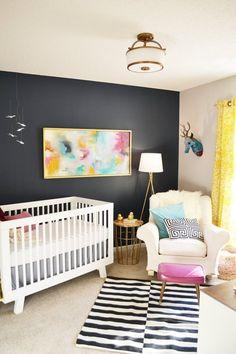 Eliza's Eclectic Glam Nursery
