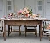 Darling Rustic for Head Table