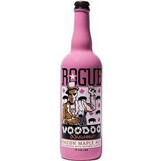 Voodoo Doughnut Bacon Maple Ale. Do two wrongs make a right??