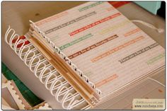 awesome book making tutorial
