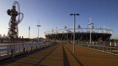 London..Olympic Stadium