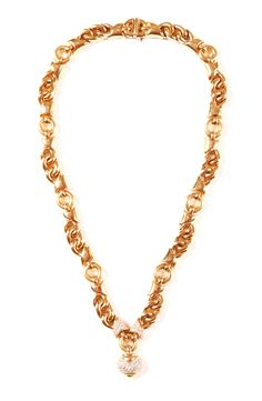 BVLGARI NECKLACE @Michelle Flynn Flynn Coleman-HERS