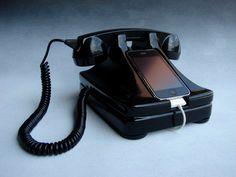 iRetrofone   iPhone phone docks by iRetrofone on Etsy, $200.00