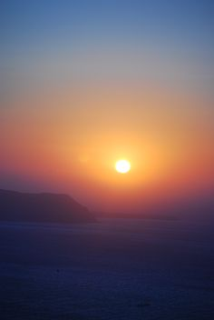 Beautiful sunset - Greece. For more photos by Lara Noack visit http://www.facebook.com/tripcentral