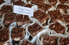 Peanut Butter Crunch Brownies – Award winning Recipe | Suz Daily