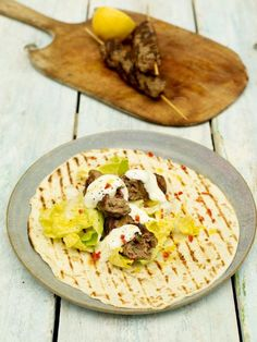 spicy kofta kebabs |