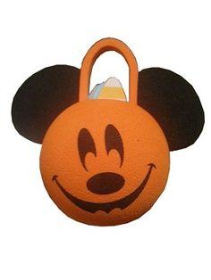 Disney Antenna Topper - Halloween - Candy Bucket
