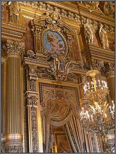 Palais Garnier / Opéra Garnier, Paris